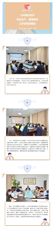 公司组织召开安全生产、疫情防控工作安排部署会.jpg